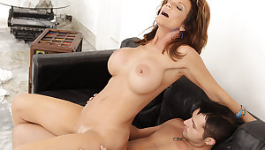 Deauxma & Short sword Slater connected with Seduced by a Cougar