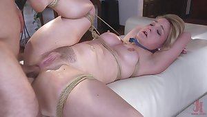 Fragmented milf butt fucked in calumnious modes while naked and slutty