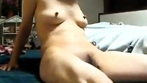 Brunette life of a mature couple