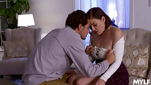Having auspices of a blowjob alluring nympho desires relating to be nailed hard