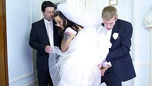 Bride cheat on future hubby оn the wedding boyfriend
